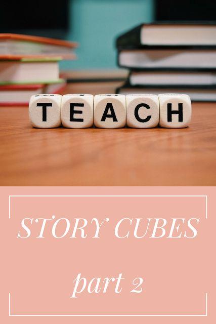 Oliwkowo-Kolorowo: Story Cubes part 2