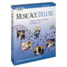 Music Ace Deluxe is computer-based and contains 36 lessons that cover theory, pitch, rhythm, note reading, listening, and the keyboard.  Inf...