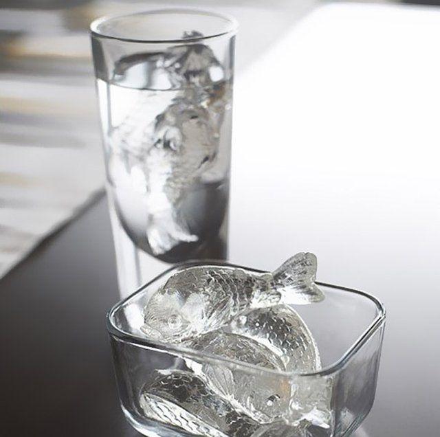 goldfish ice cubes