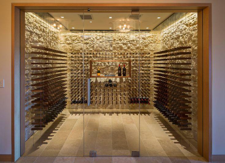 Weinkeller bauen und modern gestalten - 33 Tipps und Gestaltungsideen