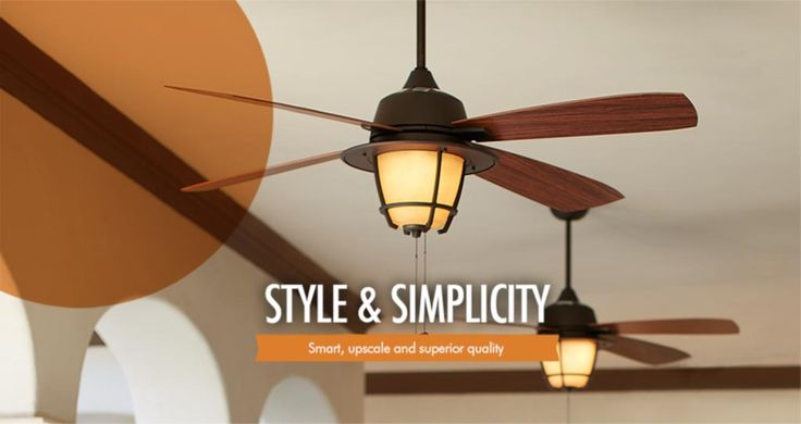Ellington Ceiling Fans on Sale right now at Tri-Supply!