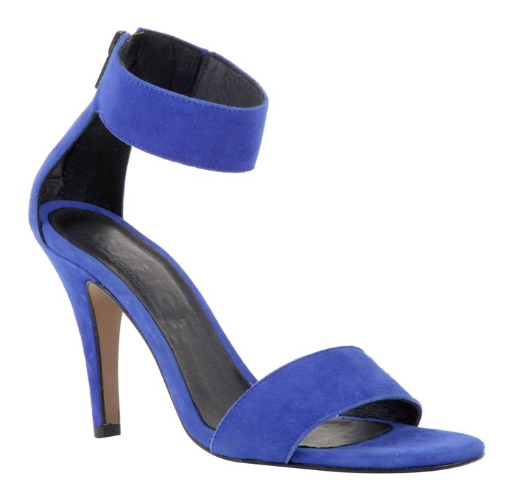 ANKLE CUFF TREND - Obey Me Shoes, £55, Office http://www.office.co.uk/