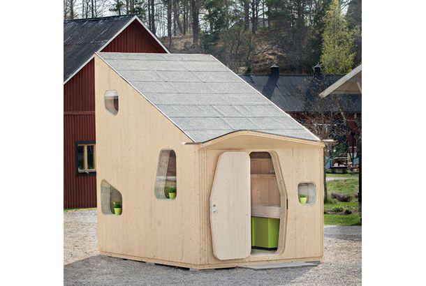 スウェーデンの建築事務所、Tengbom Architectsが、お手頃な価格の環境にやさしい学生寮をデザインしました。使われた材料もデザインにおいてもスマート設計になってます。 Tengbom Architectsが手がけたのは、ルンド大学の学生寮。 経済的かつデザインに優れた学生寮を作るためには、創造的なアイデアが...