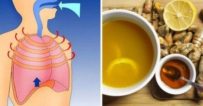 Rychlý trik na léčbu neutichajícího kašle a plycních infekcí!