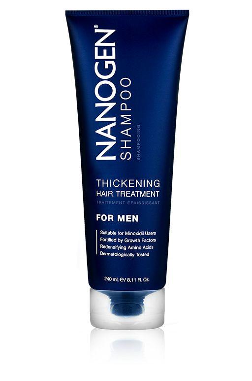 Thickening Hair Treatment Shampoo for Men