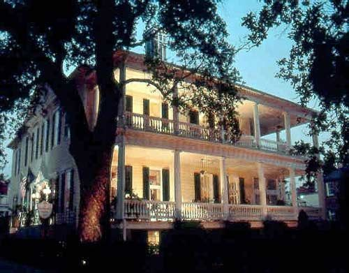 The Governor's House Inn - Charleston, South Carolina. Charleston Bed and Breakfast Inns