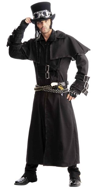 I like the length here to. I like the feel as well but, not really the shoulder cuts or the multiple buckles on the arms.
