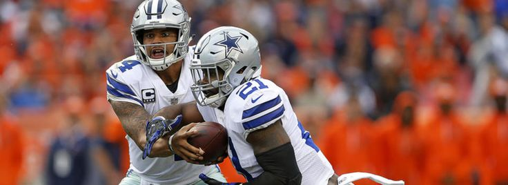 Focus For Dak Prescott And Teammates: Restoring Balance To The Offense