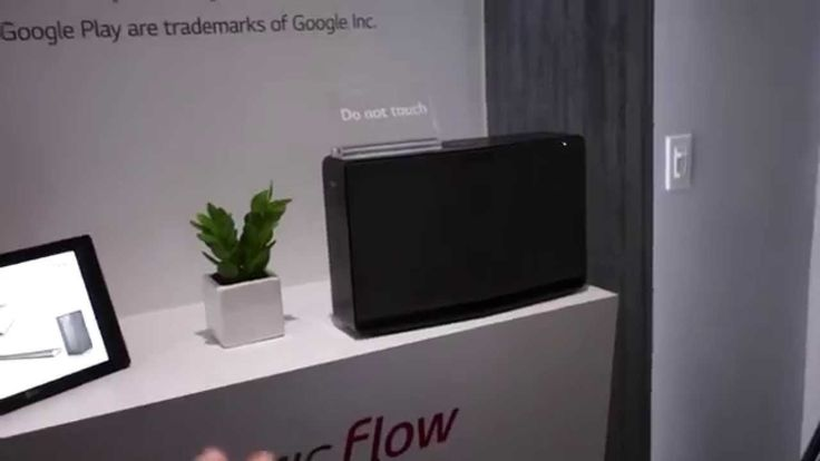 Hands-on: LG Music Flow with Google Cast