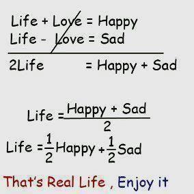 Enjoy life.