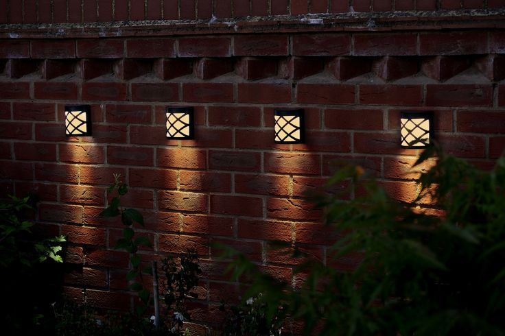 Best 25 Fence Lighting Ideas Only On Pinterest Privacy