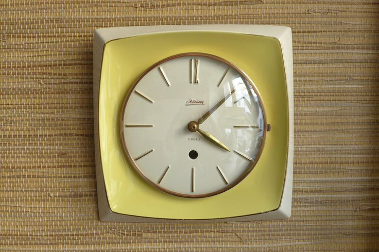 17 Best Ideas About Kitchen Clocks On Pinterest