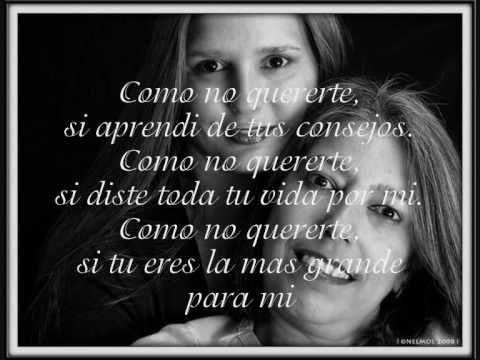 Amor de Madre ! <3  Feliz día querida Mamá por ser la mejor madre que tengo a mi lado que Dios te cuide y te bendiga y te de mucha salud para seguir compartiendo muchas cosas mas :) ♫