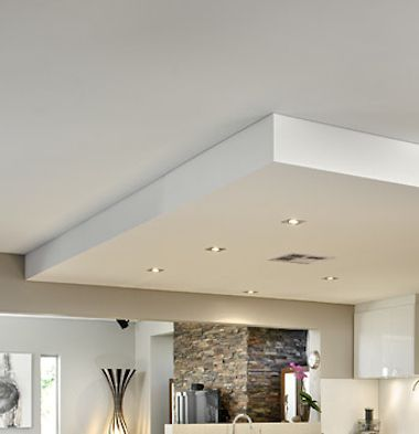 17 Best Images About Bulkhead Ceilings On Pinterest