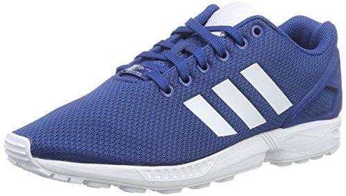 adidas ZX Flux, Herren Hallenschuhe, Blau (Dark Marine/Ftwr White/Ftwr White), EU 41 1/3 - http://on-line-kaufen.de/adidas/41-1-3-eu-adidas-zx-flux-herren-hallenschuhe