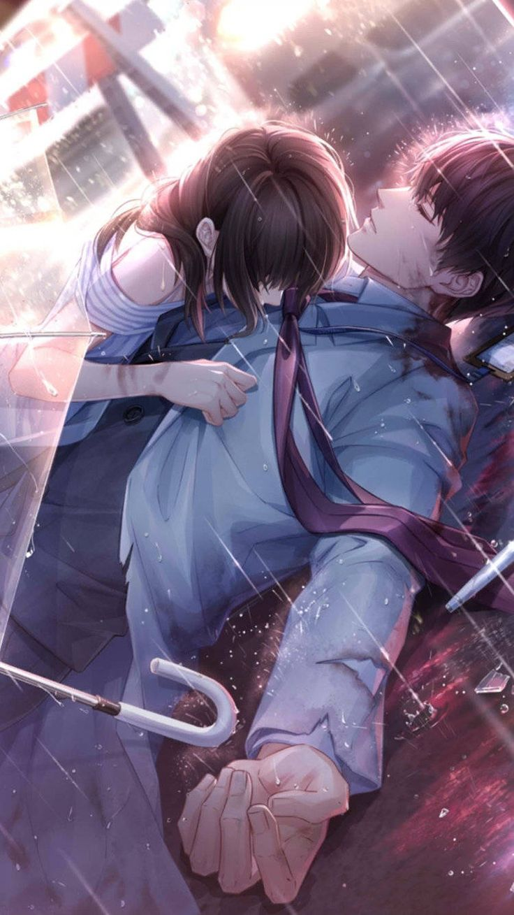 Pin by k on Lucien in 2020 Anime love couple, Romantic