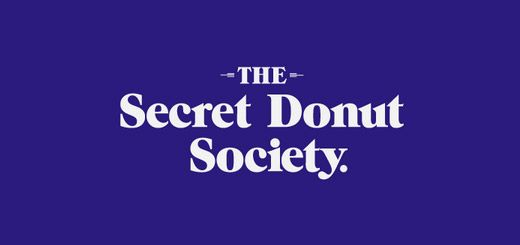 Featured Work: Brand Identity for The Secret Donut Society