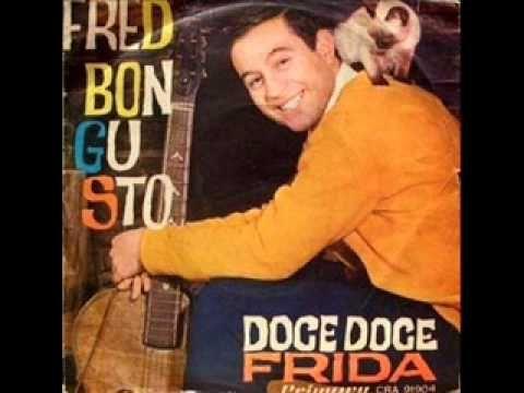 """Fred Bongusto """"doce doce"""" 1961(de la banda sonora: The Family, de Luc Besson. Año 2013)"""