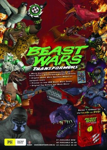 beast wars poster #Transformers  #PipocaComBacon @pipoca_combacon http://pipocacombacon.wordpress.com/