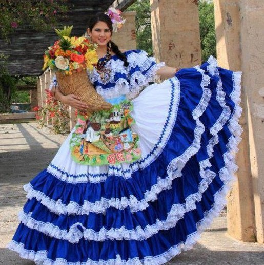 Traje tipico de Honduras: Culture, Traje Typical, Dresses, Traditional Costumes, Typical Costume, From Honduras