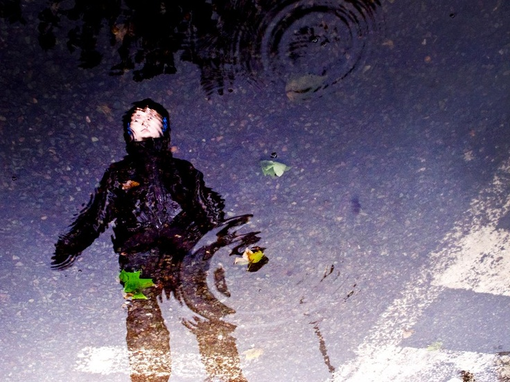Puddle people