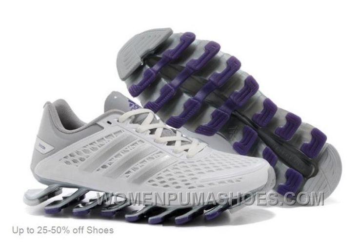 http://www.womenpumashoes.com/adidas-springblade-running-shoes-women-white-purple-christmas-deals.html ADIDAS SPRINGBLADE RUNNING SHOES WOMEN WHITE PURPLE CHRISTMAS DEALS Only $72.00 , Free Shipping!