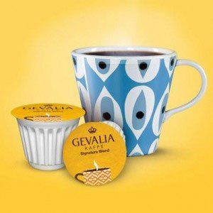 Free Sample: Gevalia K-Cup