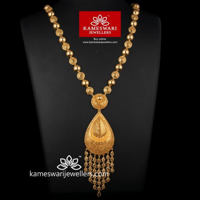 Aiyla Turkish Long Necklace Free Shipping Across India And Usa Call Whatsapp Us On 91 779921 Gold Necklace Designs Turkish Gold Jewelry Gold Jewelry Fashion