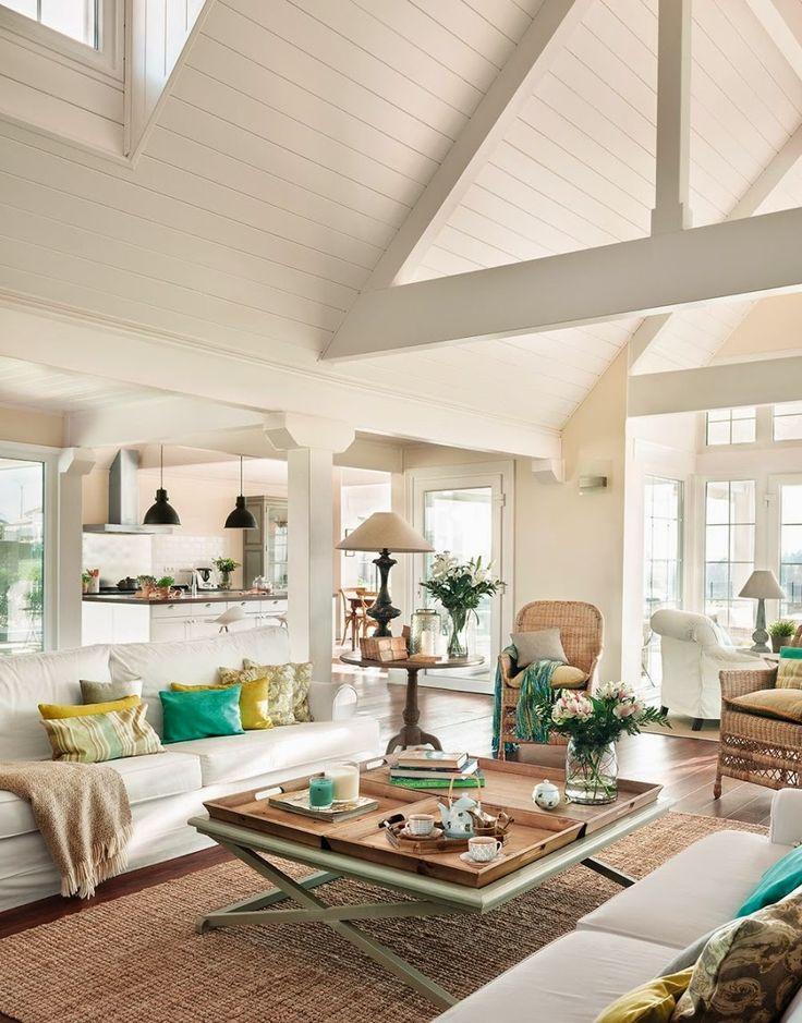 Przestronny dom, niczym rezydencja w Hamptons