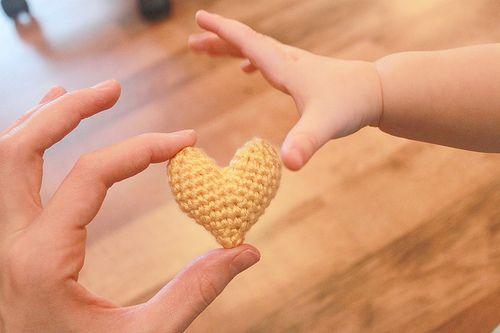 Crochet Heart #crochet