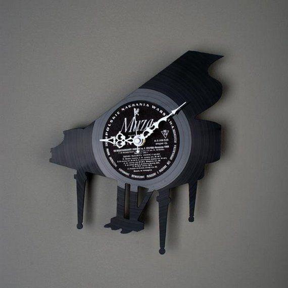 Δίσκοι βινυλίου μεταμορφώνονται σε ρολόγια! | Patrisnews