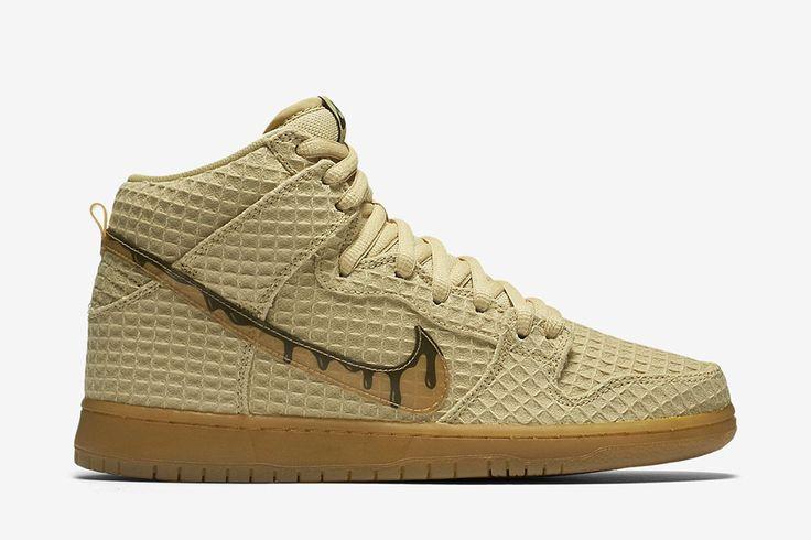 "nike dunk séisme - Nike SB Dunk High Premium ""Chicken & Waffles"" - EU Kicks: Sneaker ..."