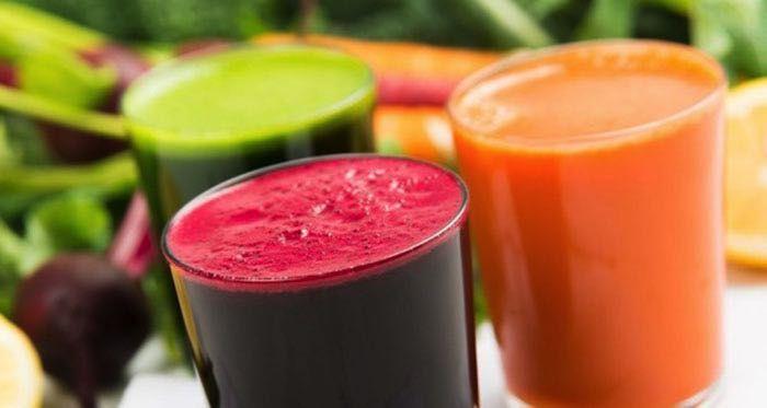 TOP 5 receptov na domáce džúsy, ktoré pomáhajú pri redukcii váhy a detoxikácii tela
