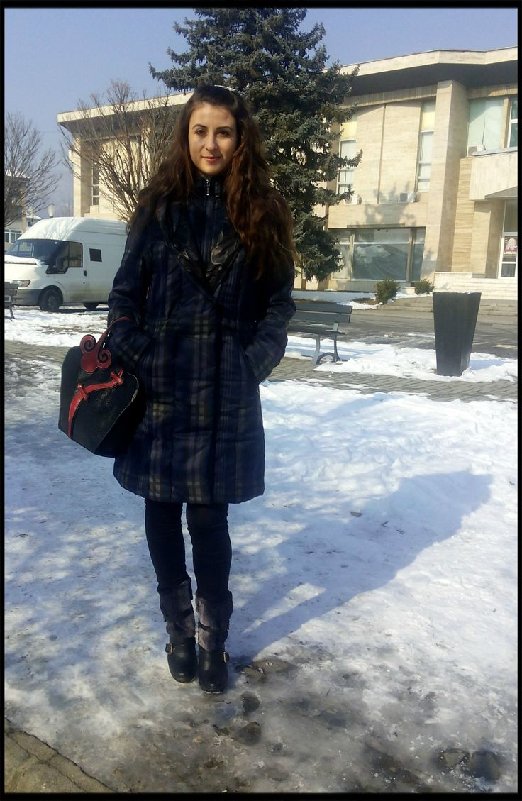 Geaca mea, de iarna, de la Bonprix | O LUME PERFECTA