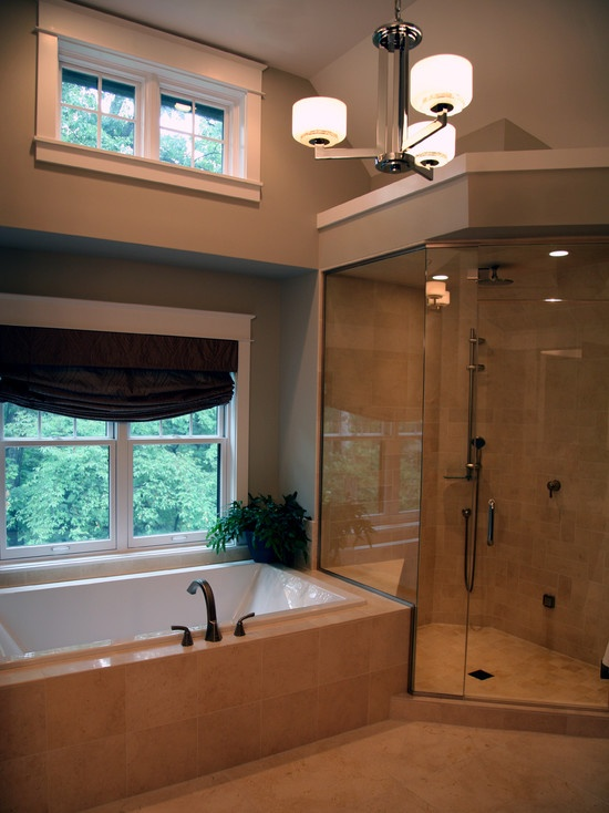 140 best images about bathroom on Pinterest  Soaking tubs ...
