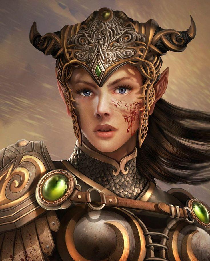 Enter The Warrior S Gate 2 Subtitle Indonesia: 93 Best Pillars Of Eternity Portraits Images On Pinterest