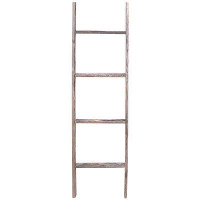 fixer upper blanket ladder | Decorative Ladders Pinterest'te | Merdivenler, Battaniye Merdiven ve ...