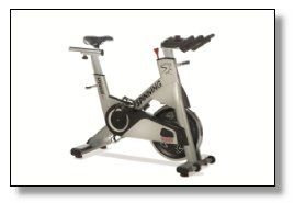 The main point of attraction of Star Trac Spinner NXT commercial spin bike is its space saving and slim design.