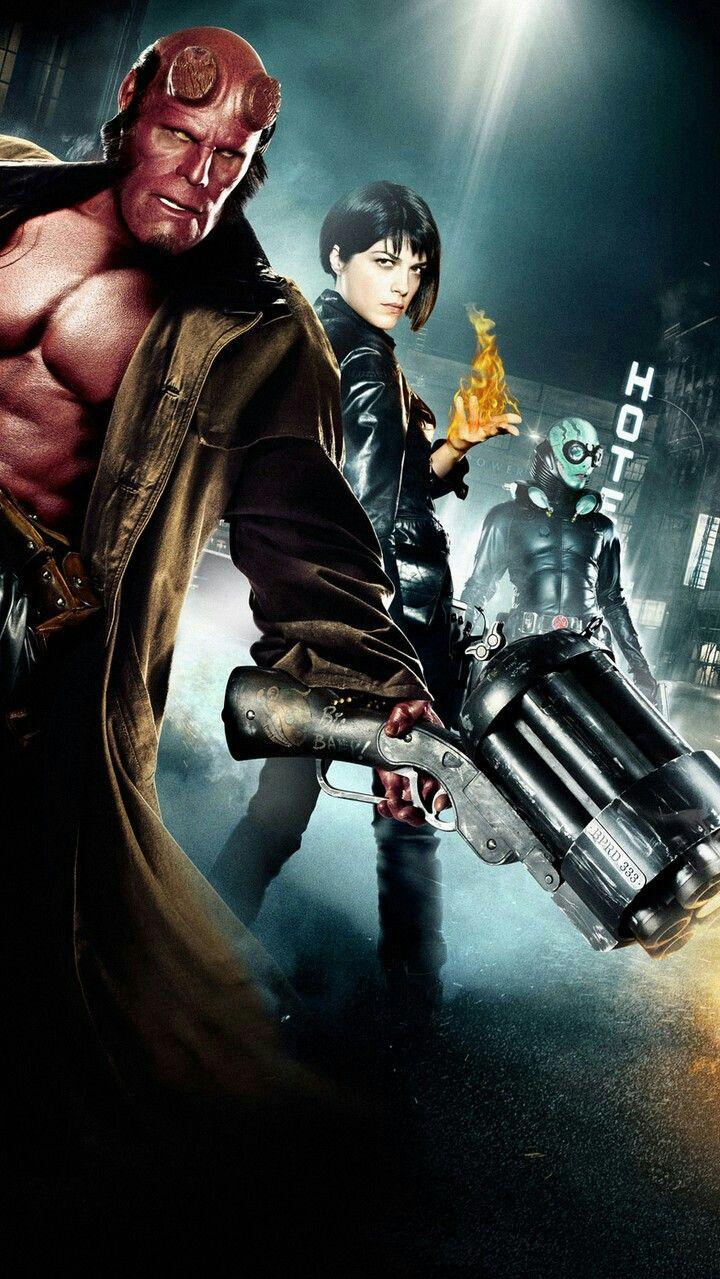 Hellboy Ii The Golden Army Golden Army Free Movies Online Hellboy Movie