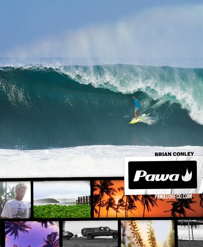 #pawasurf #brianconley #surf #bigwave #surfing #surf #waves #pawa #cleanwave #surfphotography #transworldsurf #transworldad