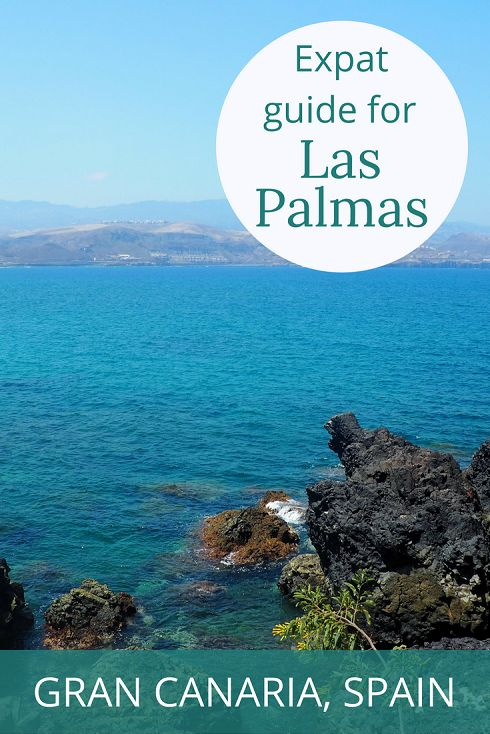 Adoration 4 Adventure's expat and digital nomad guide for Las Palmas de Gran Canaria, Spain including top places to eat, drink, stay and how to get around on a budget.