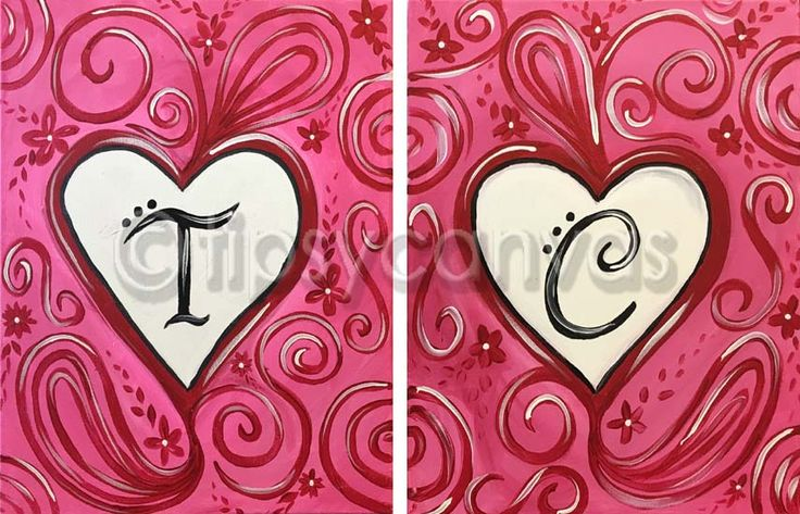 Couples Hearts