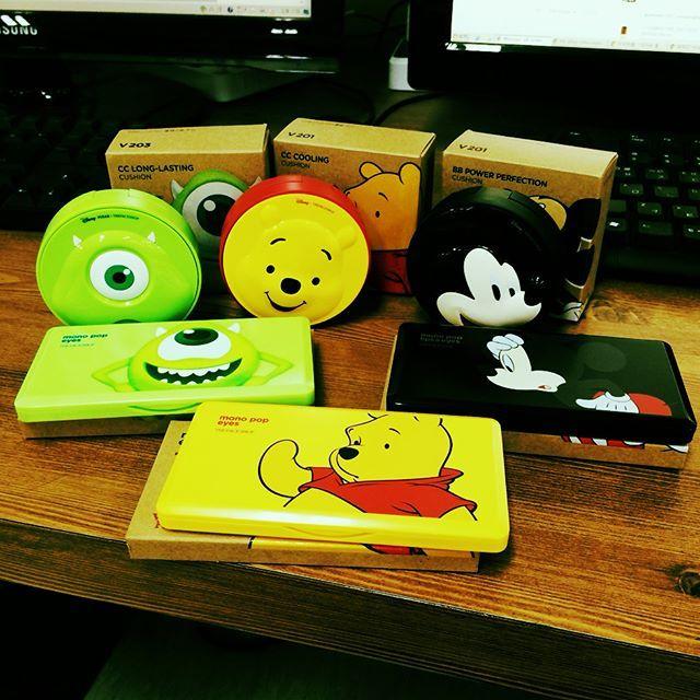 The Face Shop x Disney Collaborations :D