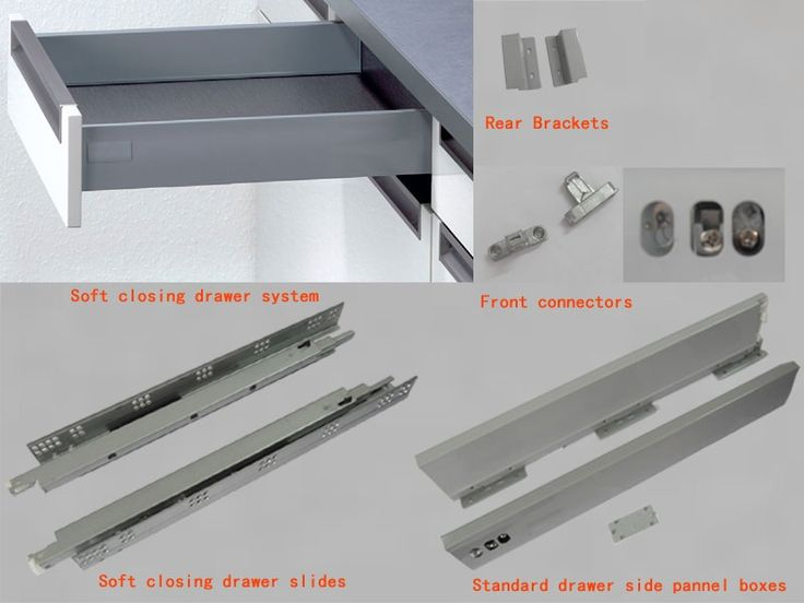Enjoy Added Convenience In The Kitchen With The Drawer Slides From Kitchen Cabinet Hardware