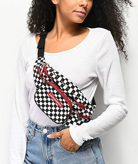 7bfccf8274 Unionbay Checkered Fanny Pack Designer Belt Bag