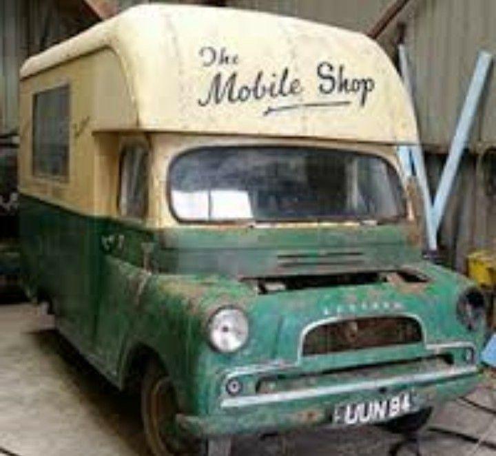 Bedford CA Mobile Shop.
