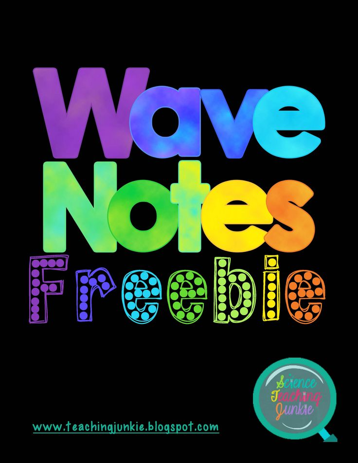Use this Science Teaching Junkie FREEBIE to teach the parts of a wave.   Student notes page in addition to a teacher answer key and corresponding PowerPoint are included along with teaching tips.   This could also be used as a review or to assess students' learning.  Terms included on the freebie are: wave, medium, crest, trough, wavelength, frequency, & amplitude