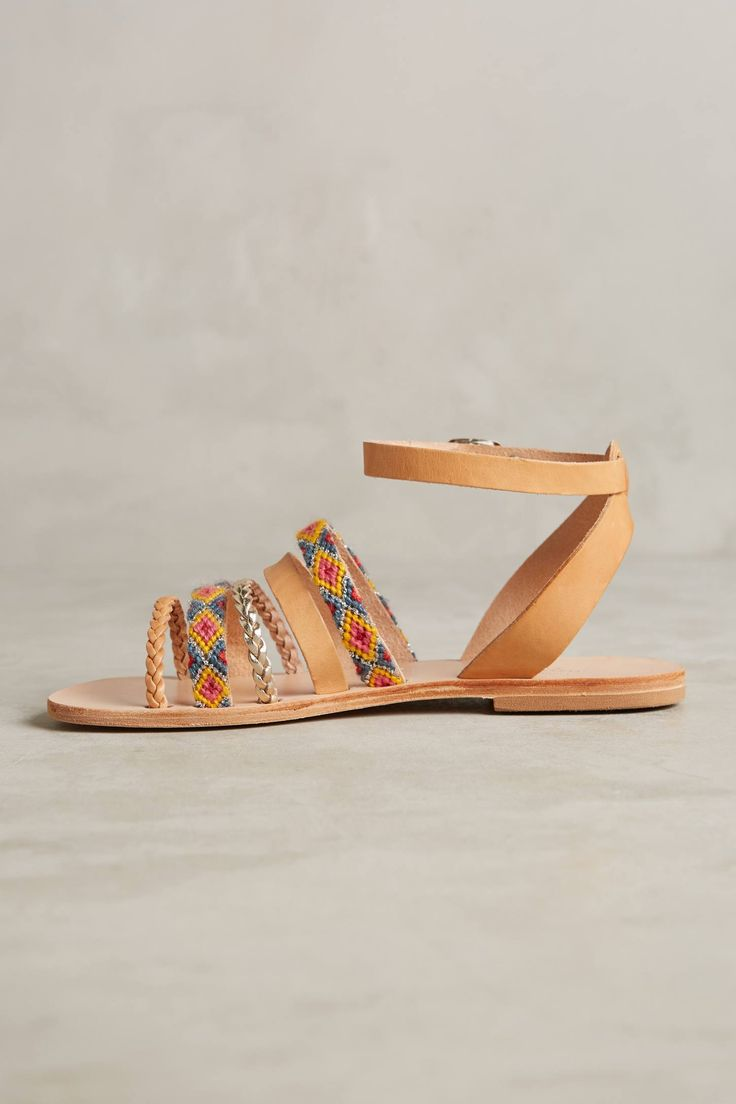 Slide View: 3: Elina Lebessi Joy Sandals