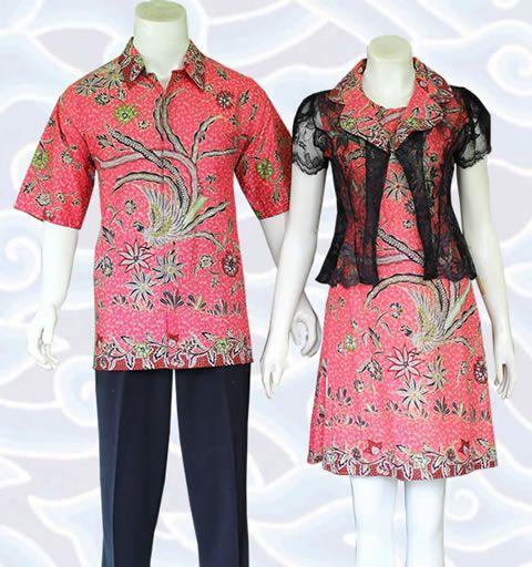 Butik Busana Batik Modern Online dengan harga yang murah