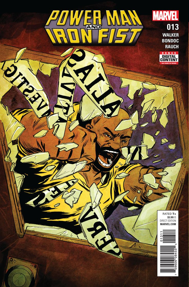 Power Man and Iron Fist (2016) Issue #13
